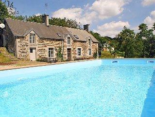 Vacation home La Morandiere  in Sourdeval, Normandy - 9 persons, 5 bedrooms