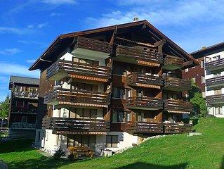 Ferienwohnung Azurit  in Grachen, Wallis - 6 Personen, 3 Schlafzimmer