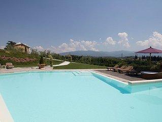 Apartment Relais Villa Belvedere - Tipologia Mono  in Incisa Valdarno, Florence