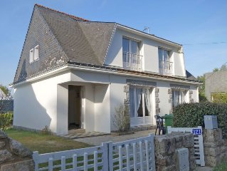 Vacation home Villa Les Damiers  in Carnac, Brittany - Southern - 10 persons, 5