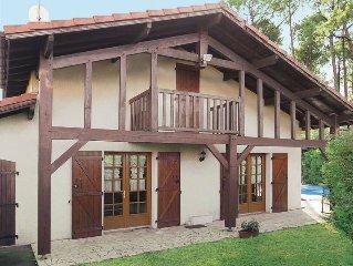 Ferienhaus in Vieux Boucau, Aquitaine - 6 Personen, 3 Schlafzimmer