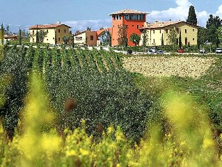 Apartment Borgo dei Lunardi  in Vinci, Florence Countryside - 4 persons, 1 bedr