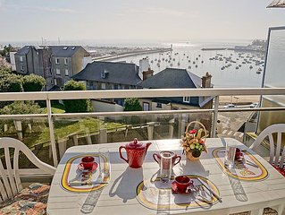 Apartment La Cordeliere  in Saint Quay, Brittany - Northern - 4 persons, 1 bedr