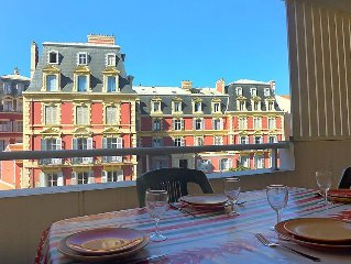Apartment Bere Naia  in Biarritz, Basque Country - 4 persons, 1 bedroom