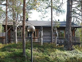 Vacation home Korpikoto  in Inari, Lappi - 6 persons, 2 bedrooms