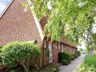 Vacation home Koralle  in Norddeich, North Sea - 4 persons, 2 bedrooms