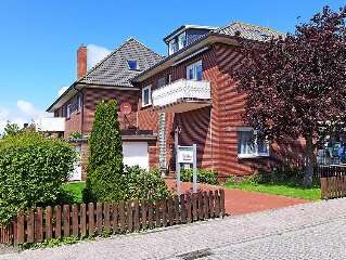 Apartment Teelke  in Norddeich, North Sea - 6 persons, 3 bedrooms