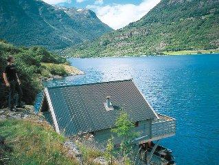 Ferienhaus in Sogndal, Fjordnorwegen - 6 Personen, 3 Schlafzimmer