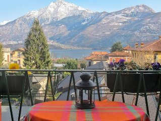 Apartment Ca Bianca  in Gravedona (CO), Lake Como - 6 persons, 2 bedrooms