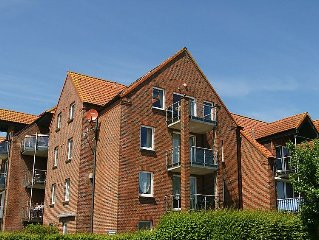 Apartment Memmert  in Norddeich, North Sea - 3 persons, 1 bedroom