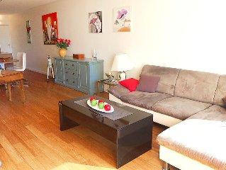 Apartment Le Griselda  in Cagnes - sur - Mer, Cote d'Azur - 4 persons, 2 bedroo