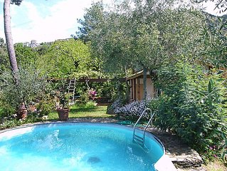Ferienhaus Villa Poggiobello  in Forte dei Marmi, Versilia, Lunigiana und Umgebu