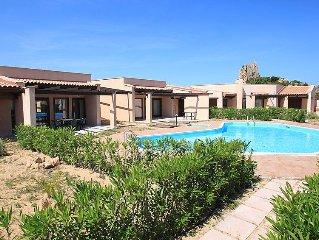 Ferienhaus Idee  in Costa Paradiso, Sardinien - 6 Personen, 2 Schlafzimmer