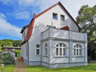 Apartment Ferienhaus Holtz  in Zinnowitz, Usedom - 2 persons