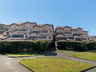 Apartment Les terrasse de la Chambre d'Amour  in Anglet, Basque Country - 4 per