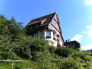 Apartment Kapellenberg  in Triberg, Black Forest - 4 persons, 1 bedroom
