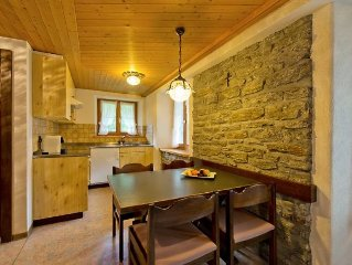 Apartment Maria (004201)  in Saas - Fee, Valais - 4 persons, 1 bedroom