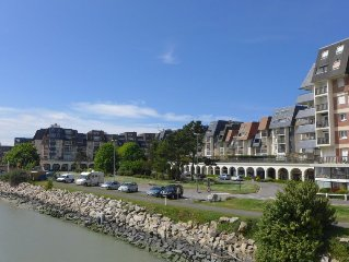 Apartment Cap Cabourg  in Cabourg, Normandy - 6 persons, 2 bedrooms
