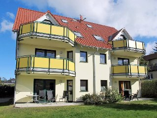 Vacation home Ostseetrio  in Zinnowitz, Usedom - 4 persons, 1 bedroom