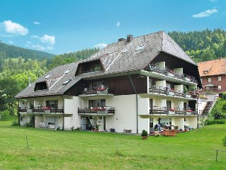 Apartment Wohnung Dietsche  in Menzenschwand, Black Forest - 2 persons, 1 bedro