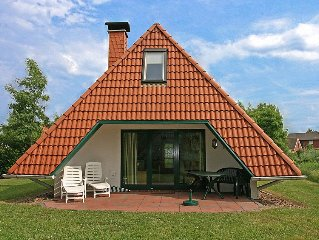 Vacation home Cuxland Ferienparks  in Dorum, North Sea - 6 persons, 3 bedrooms
