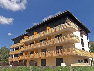 Apartment 1.2.3 Soleil  in La Toussuire, Savoie - Haute Savoie - 4 persons, 1 b