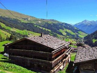 Vacation home Lippnerhutte  in Tux, Zillertal - 10 persons, 3 bedrooms
