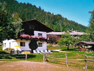 Vacation home Huberhäusl  in Oberau, Kitzbühel Alps - 9 persons, 4 bedrooms