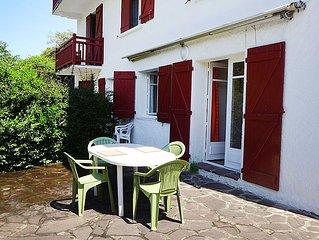 Apartment Avenue de l'ocean  in Saint - Jean - de - Luz, Basque Country - 4 per
