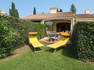 Apartment Les Catalanes du Golf  in Saint Cyprien, Pyrenees - Orientales - 5 pe