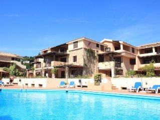 Ferienwohnung Bougainvillae Residence  in Porto Cervo, Sardinien - 6 Personen, 2