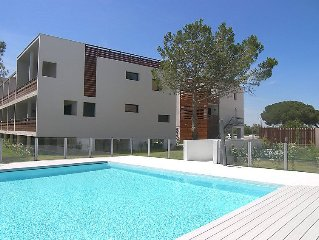 Apartment Le Golf Clair  in Saint Cyprien, Pyrenees - Orientales - 6 persons, 2