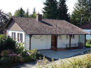 Vacation home Zum munteren Eichhornchen  in Dittishausen, Black Forest - 6 pers