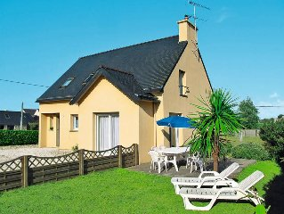 Vacation home in Plouescat, Finistere - 6 persons, 3 bedrooms