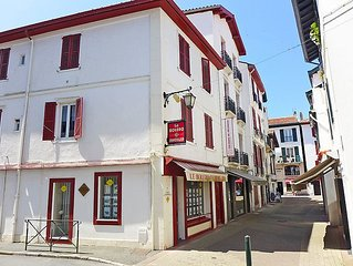 Ferienwohnung 14 Juillet  in Saint - Jean - de - Luz, Baskenland - 6 Personen, 2