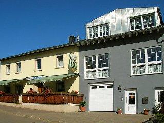 Apartment Zum Trichter  in Palzem, Rhine - Mosel - Ahr - Lahn - 3 persons, 1 be