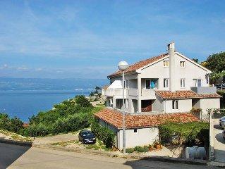 Ferienwohnung Haus Marija  in Vrbnik, Krk - 4 Personen, 1 Schlafzimmer
