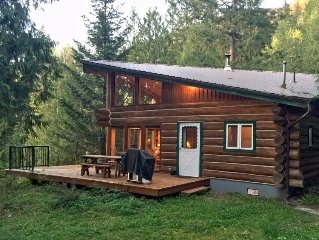 Vacation home 97MF Lakefront Cabin w/Private Dock  in Maple Falls, Washington -