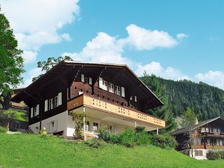 Apartment Chalet Tambour  in Grindelwald, Berner Oberland - 4 people, 2 bedrooms
