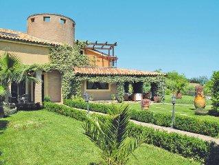 Vacation home Casa Oasi del Gelsomino  in Pineto (TE), Abruzzo - 12 persons, 4