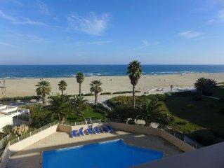 Ferienwohnung Copacabana  in Canet - Plage, Pyrenees - Orientales - 4 Personen,
