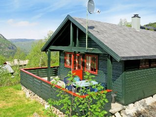 Vacation home in Aaseral, Southern Norway - 6 persons, 2 bedrooms