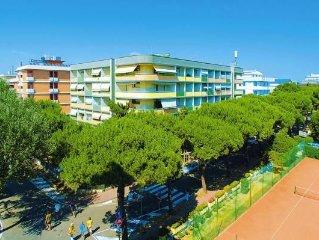 Appartments Vera Cruz, Bibione  in Venetische Adria Nord - 6 persons, 2 bedrooms