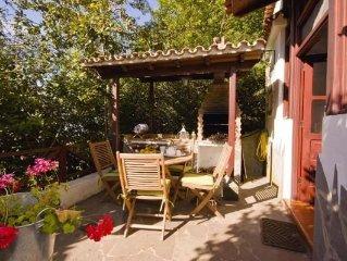 Casa La Burbuja in Moya  in Nord - 2 persons, 2 bedrooms