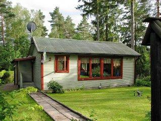 Vacation home in Oskarström, Western Sweden - 6 persons, 2 bedrooms
