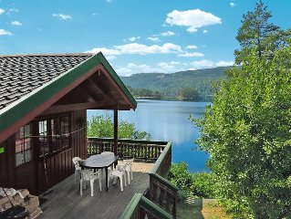 Vacation home in Konsmo, Southern Norway - 6 persons, 3 bedrooms