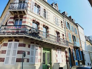 Ferienwohnung Bonsecours  in Deauville - Trouville, Normandie - 3 Personen, 1 Sc
