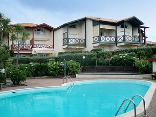 Apartment Milady Village  in Biarritz, Basque Country - 4 persons, 1 bedroom