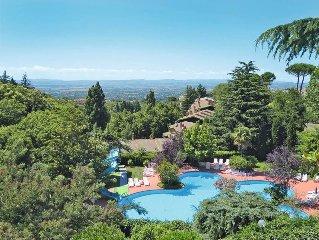 Apartment Balletti Resorts  in San Martino al Cimino, Latium - 4 persons, 1 bed