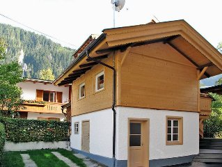 Vacation home Haus Wegscheider  in Mayrhofen, Zillertal - 2 persons, 1 bedroom